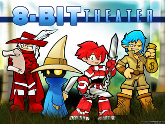 Sarda 8 Bit Theater